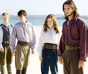 narnia, Lucy, and caspian image