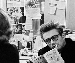 james dean and boy image