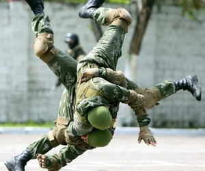 army, military, and ouch image