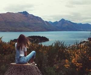 adventure, explore, and landscape image