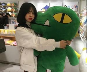 girl, korea, and ulzzang image