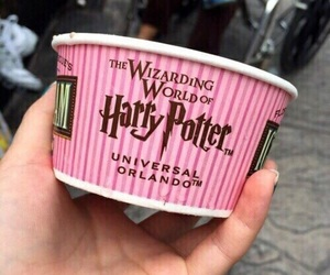 harry potter, hp, and pink image