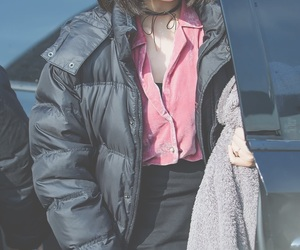 joy, pink, and style image
