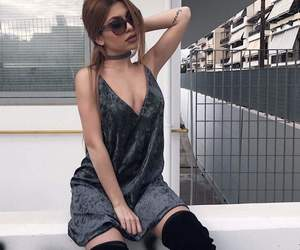 outfit, aesthetic, and boots image