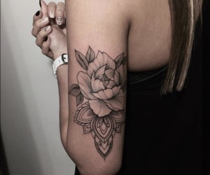 body art and tattoo image