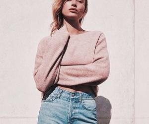 hailey baldwin, model, and style image