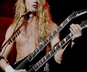 90s, handsome, and dave mustaine image