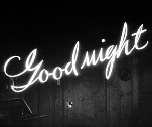 good night, goodnight, and night image