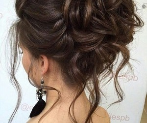 Prom, hair, and style image