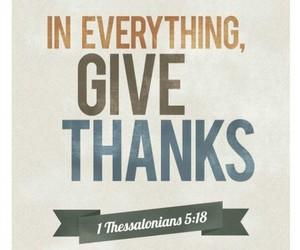 bible, motivation, and thankful image