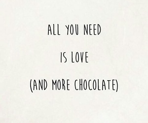 chocolate, happiness, and hapiness image