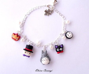 bracelet, chihiro, and clover image