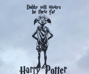 harry potter, dobby, and hp image