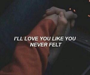 couple, emotion, and feelings image