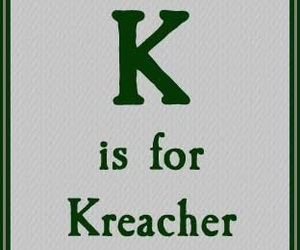harry potter and kreacher image