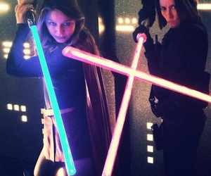 Supergirl, chyler leigh, and melissa benoist image