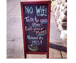 wifi, live, and life image