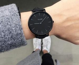 fashion, watch, and beauty image