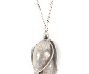 jewellery, silver, and necklace image