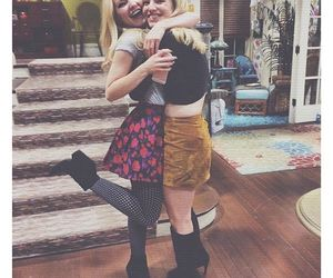 sisters, dove cameron, and claire hosterman image