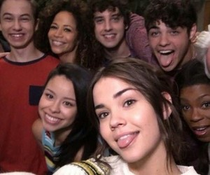 cast, serie, and the fosters image