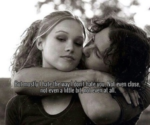 10 things i hate about you, actors, and amor image