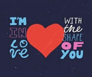song and shape of you image