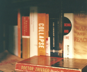 books and doctor zhivago image