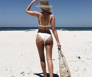 beach, ocean, and saboskirt image
