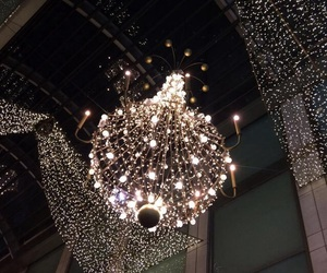 candelabrum, diamonds, and house image