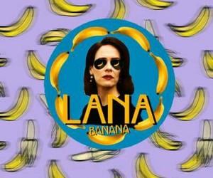 ahs, american horror story, and lana banana image