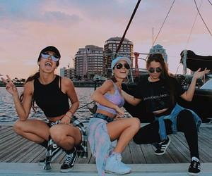 ali, three, and girls image