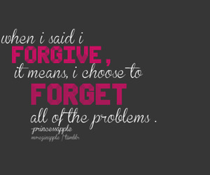 fact, forget, and forgive image