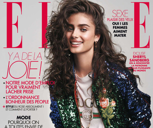 taylor hill, model, and magazine image