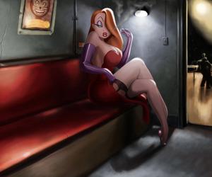 Jessica Rabbit and sexy image