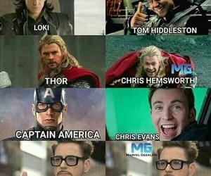 Avengers, Marvel, and tony stark image