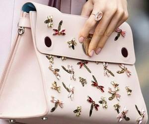 bag, beautiful, and dior image