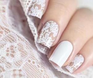 nails, woman, and perfect image