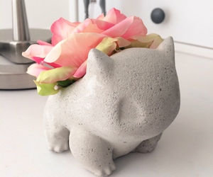 flowers, pokemon, and rose image