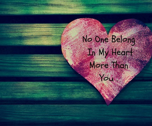 heart, photo, and text image
