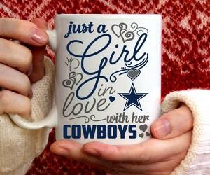 coffee, cowboys, and dak image