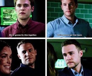 Marvel, agents of shield, and leo fitz image