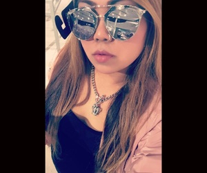 hippie, sunnies, and juicycouture image