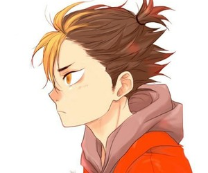 haikyuu, cute, and anime image