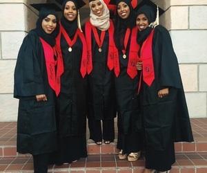 somali, melanin, and graduates image