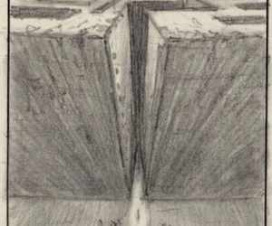the maze runner and drawings image