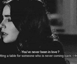 love, quotes, and lily collins image