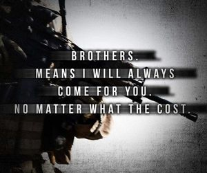 army, brothers, and military image