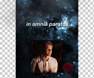 background, gilmore girls, and in omnia paratus image