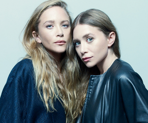 beauty, olsen twins, and celebrities image